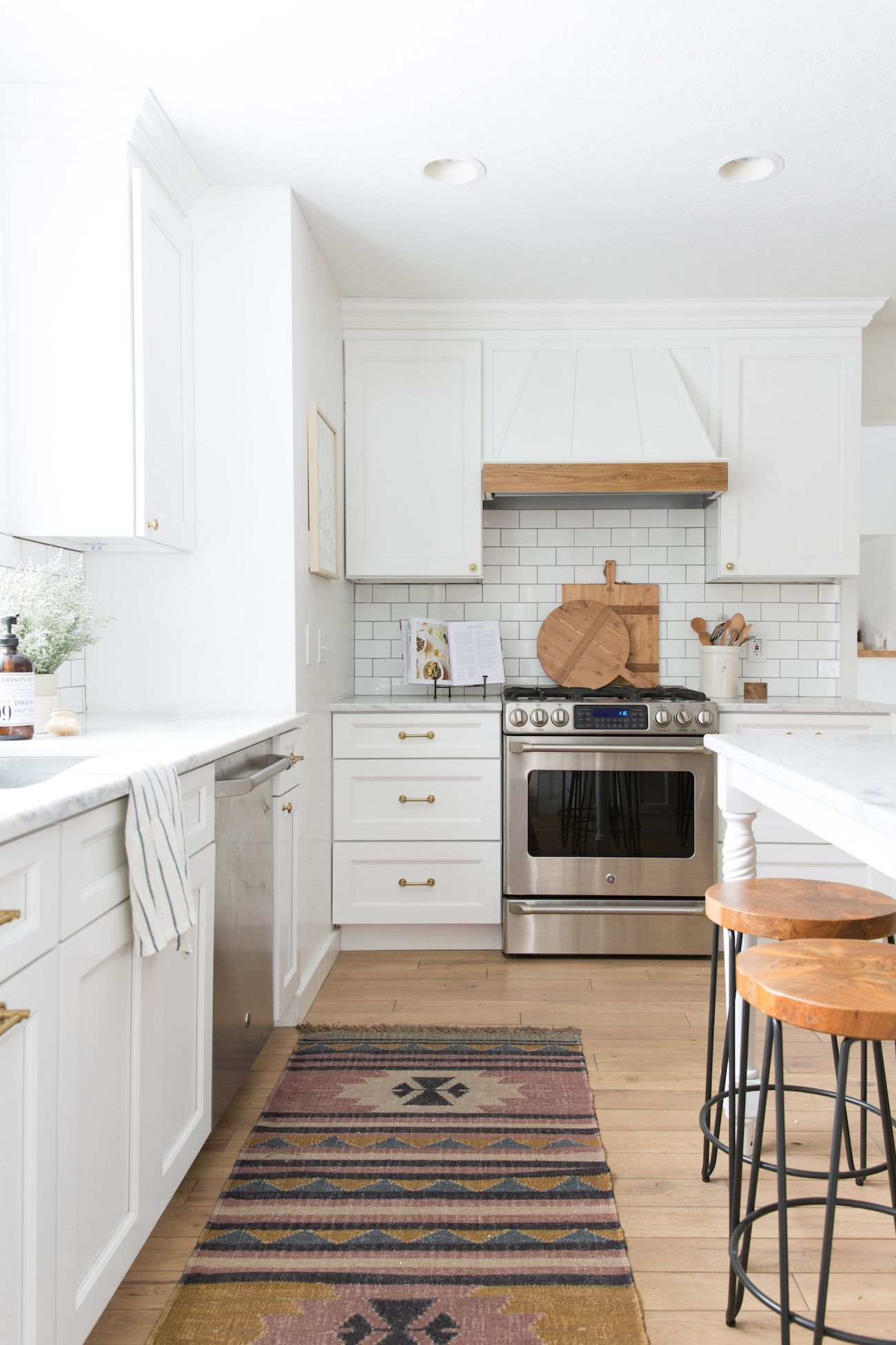a classic cape cod home tour and interview with designer whitney co cape cod house cape on kitchen interior classic id=61330
