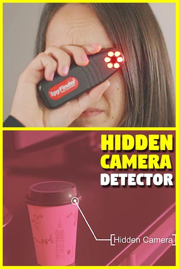 Best Hidden Camera Detector   SpyFinder   TheSuperBOO!