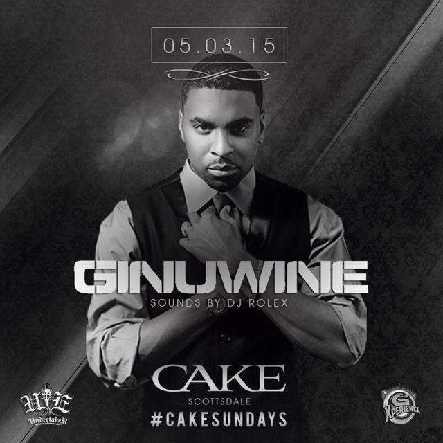 Ginuwine Scottsdale Az Cake Dj Movie Posters Movies