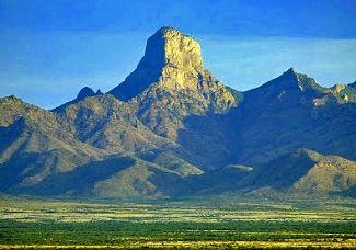 Facts About Baboquivari Peak Arizona Native American Language Sonoran Desert