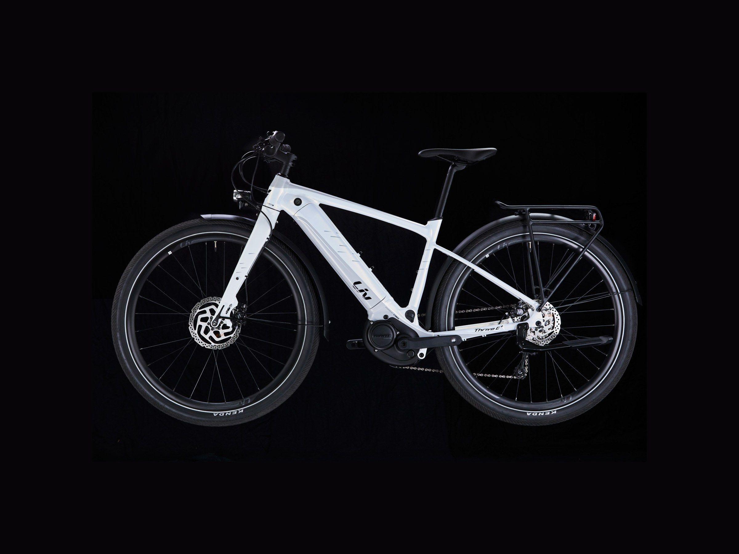 Liv Thrive E Ex Pro Review An E Bike Made Just For Women