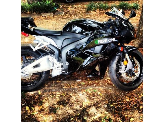2011 Honda CBR600RR Sportbike , Black, 5,600 miles for sale in Calabasas, CA