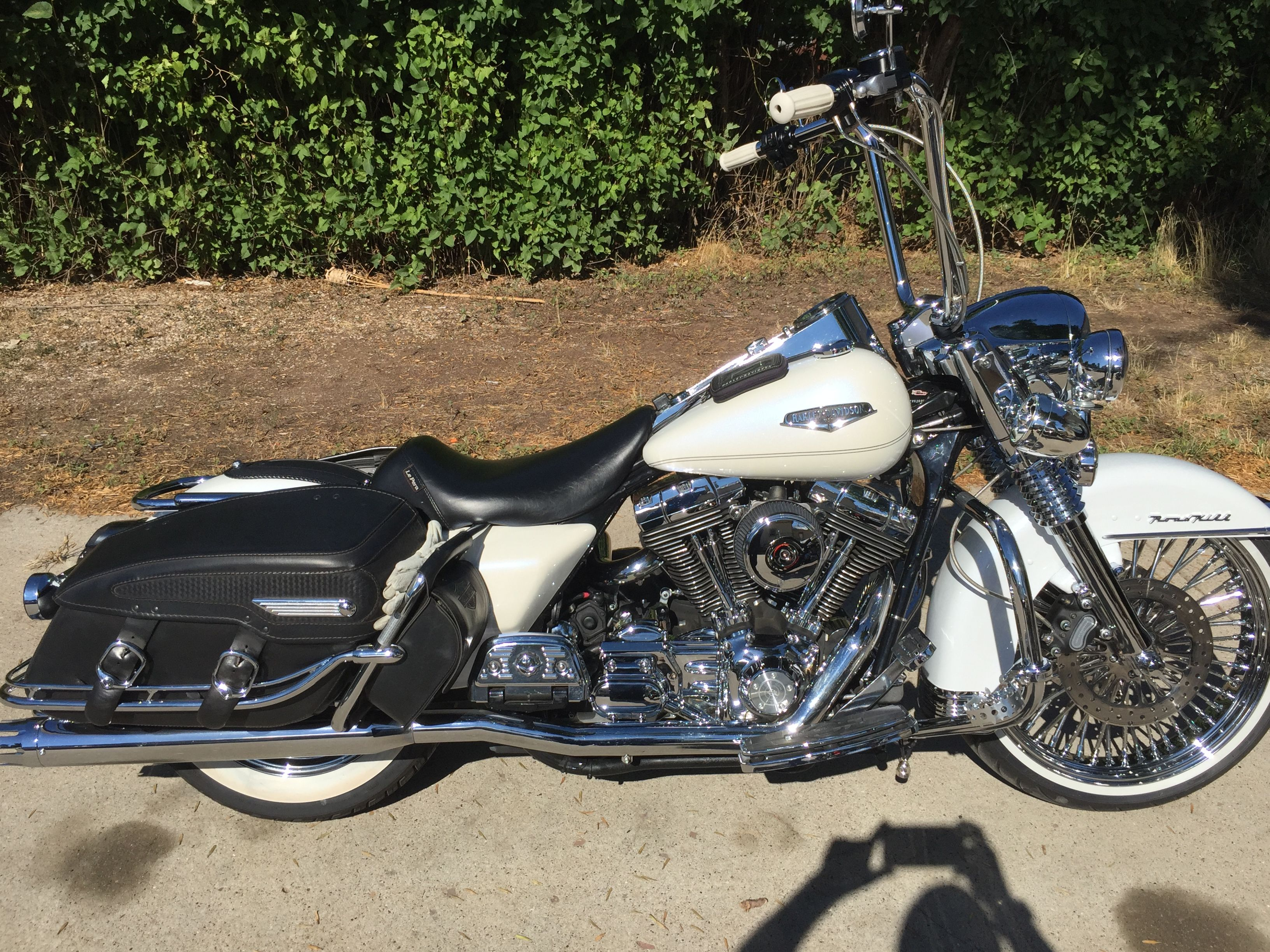 04 Road King Classic | Harley Davidson Road King | Pinterest | Road ...
