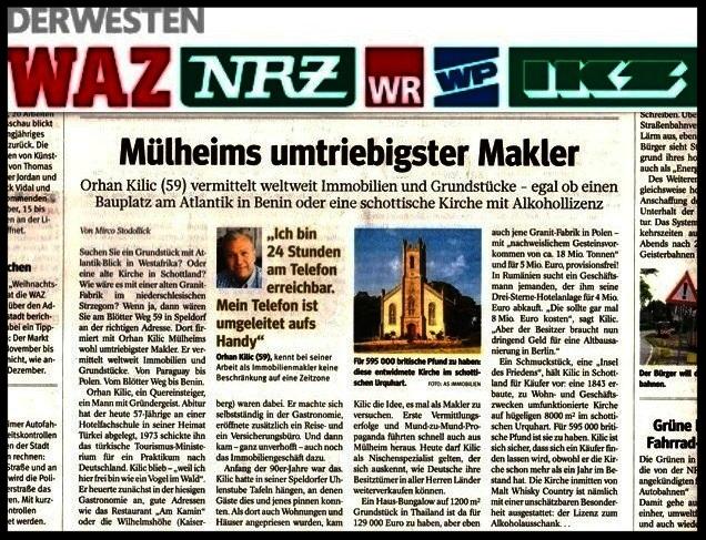 Makler Mülheim An Der Ruhr guten tag wir suchen dringend häuser wohnungen grundstücke in