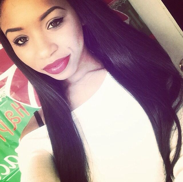 Malaysian straight hair from Queen Virgin Remy