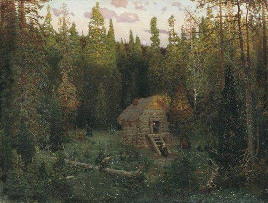 The Hermitage Apollinari Vasnetsov - 1901 | Art