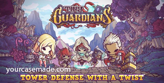 Game Character Design Apps : Looking for tiny guardians iphone game review tips and trick by