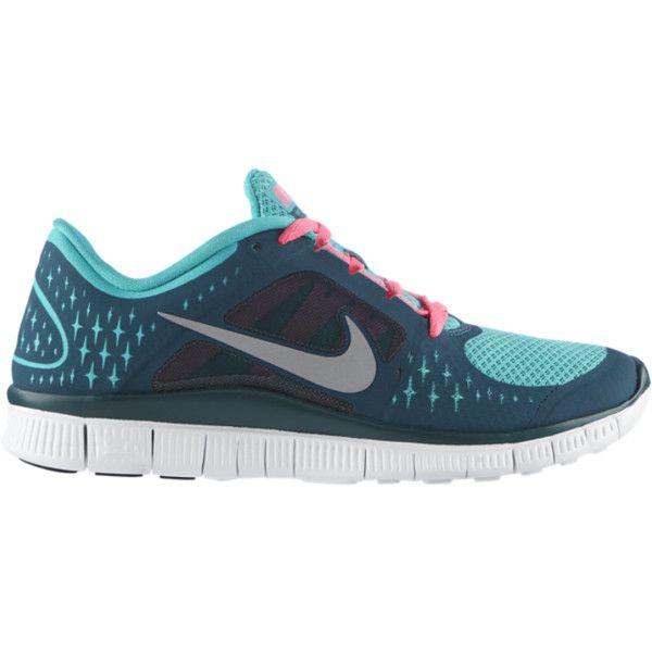 Nike Free Run+ 3 azul