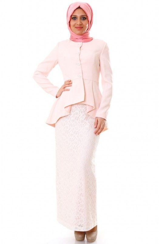 Sik Doque Etek Ceket Takim Modelleri Tesettur Elbise Modelleri The Dress Elbise Modelleri Moda Stilleri