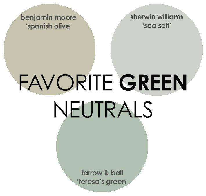 Neutral Green Paint Colors favorite green neutral paints | { tips, tips, and more tips