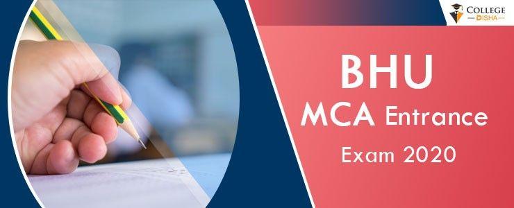 Bhu Mca Entrance Exam 2020 Released Check Bhu Mca Entrance Exam Date Syllabus Admit Card In 2020 Mca Entrance Exam Exam Syllabus
