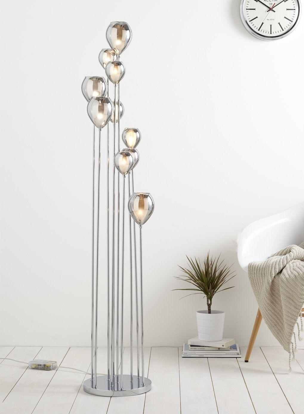 Uma floor lamp bhs design kitchen dining lroom pinterest bhs uma floor lamp bhs aloadofball Gallery