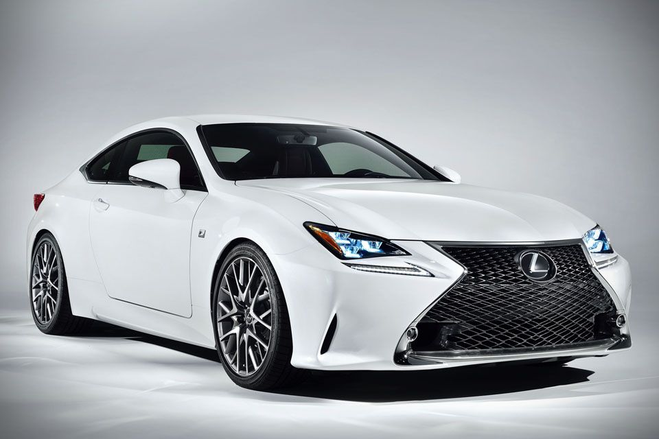 Lexus F Series >> 2015 Lexus Rc 350 F Sport The Third In The Rc Series