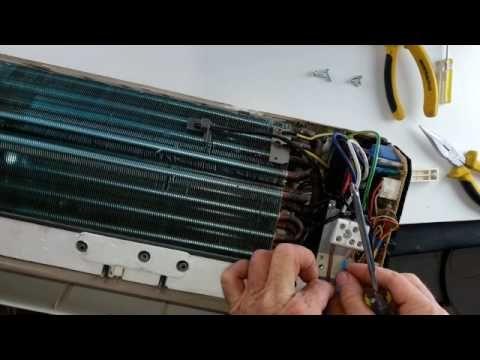 Como Conectar Aire Acondicionado Parte Electrica Aire Acondicionado Acondicionado Aire Acondicionado Split