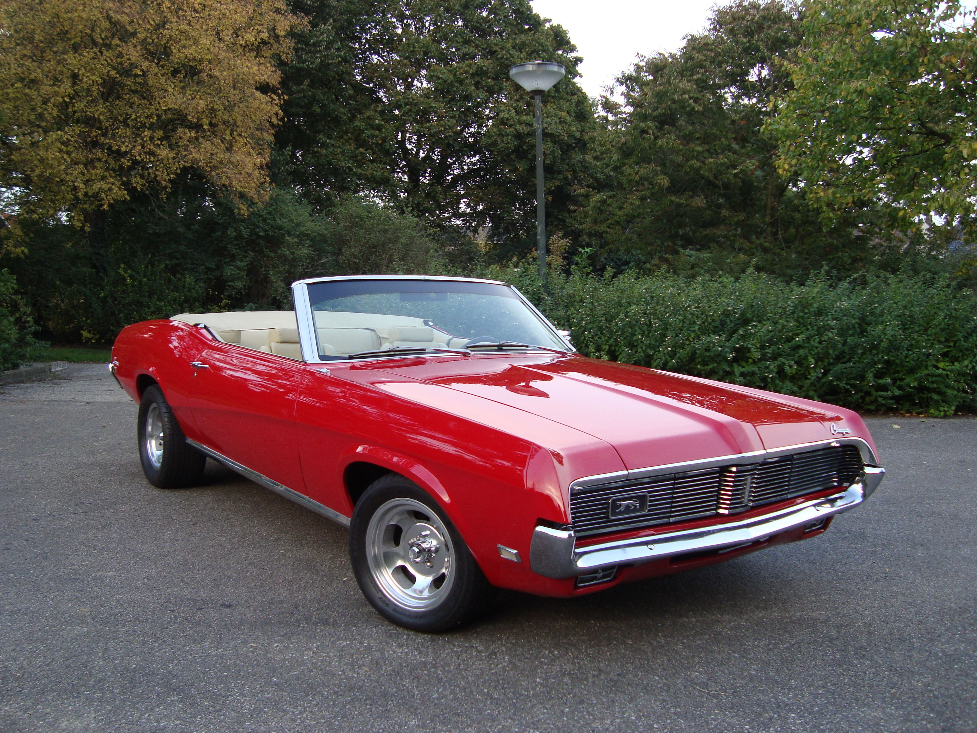 1972 mercury montego n code 429 restomod motorcycle custom - Mercury Cougar Convertible 69 Killer Cat Mercury Cougar Convertible 1969 V8 351 4v Lightweight 67 68 69 70 Ford Mustang Cabrio Muscle Pinteres