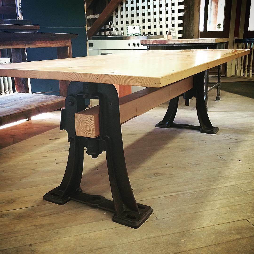 This Custom Dining Room Table Is Incredible We Made This Using Glamorous Custom Dining Room Tables 2018