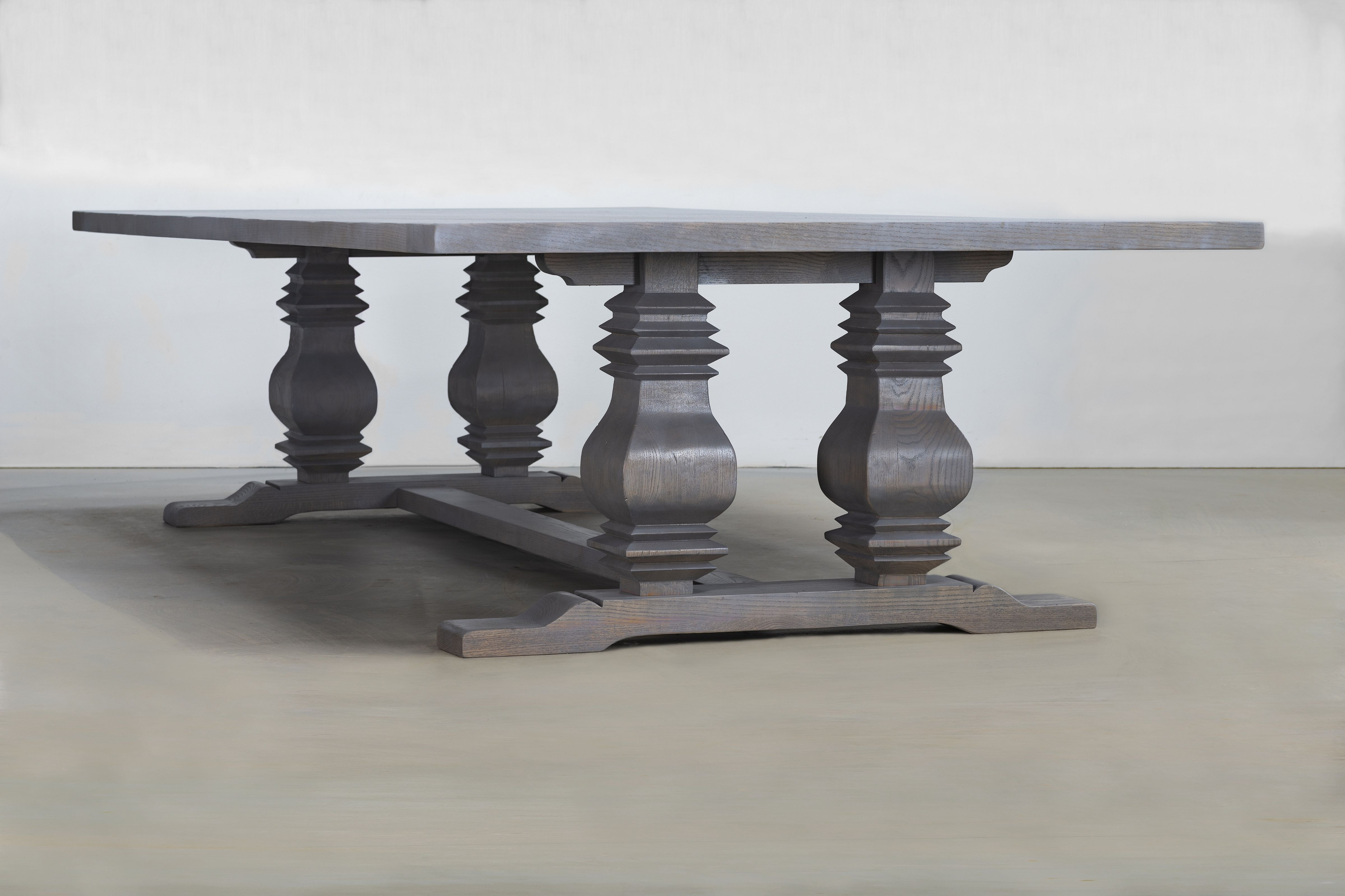 Pin by Graeber Design on Custom Pieces Oak dining table