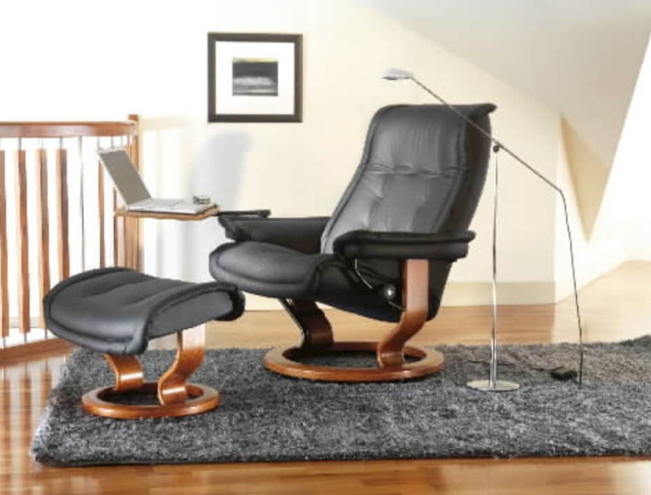 The most comfortable chair you 39 ll ever sit in ekornes - Most comfortable living room chairs ...
