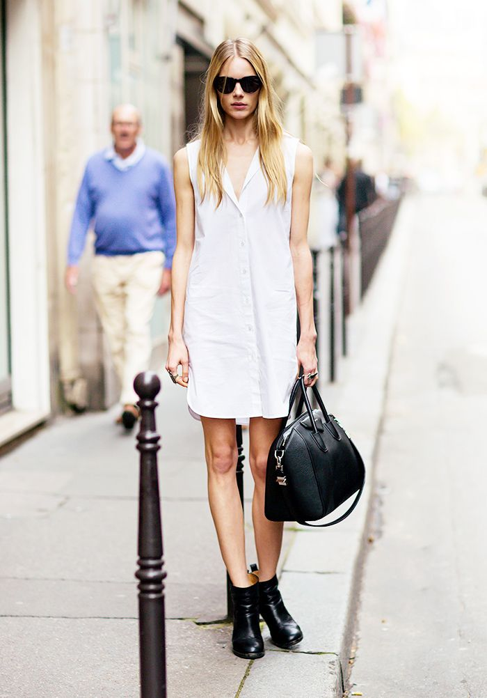 Tip of the Day: The Perfect Warm-Weather Dress