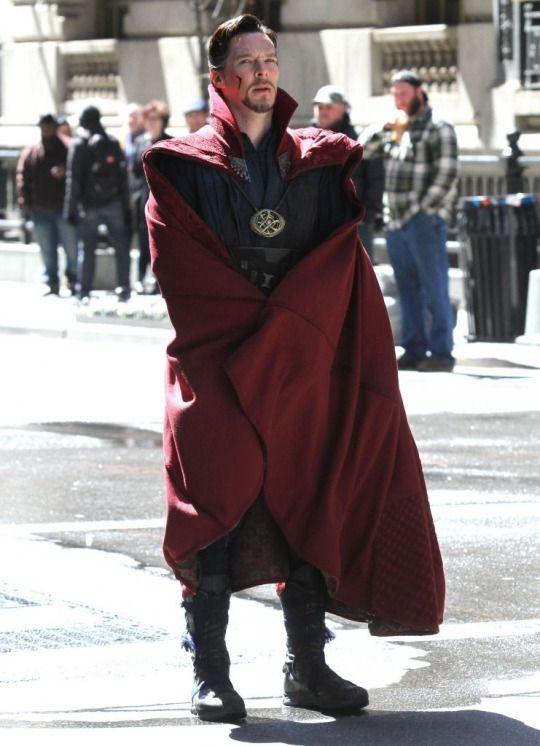 Benedict Cumberbatch, New York