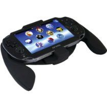 Play Games More Comfortably On The Next Generation Ps Vita With Cta Digital S Hand Grip For Ps Vita This Slee Ps Vita Console Accessories Playstation Portable