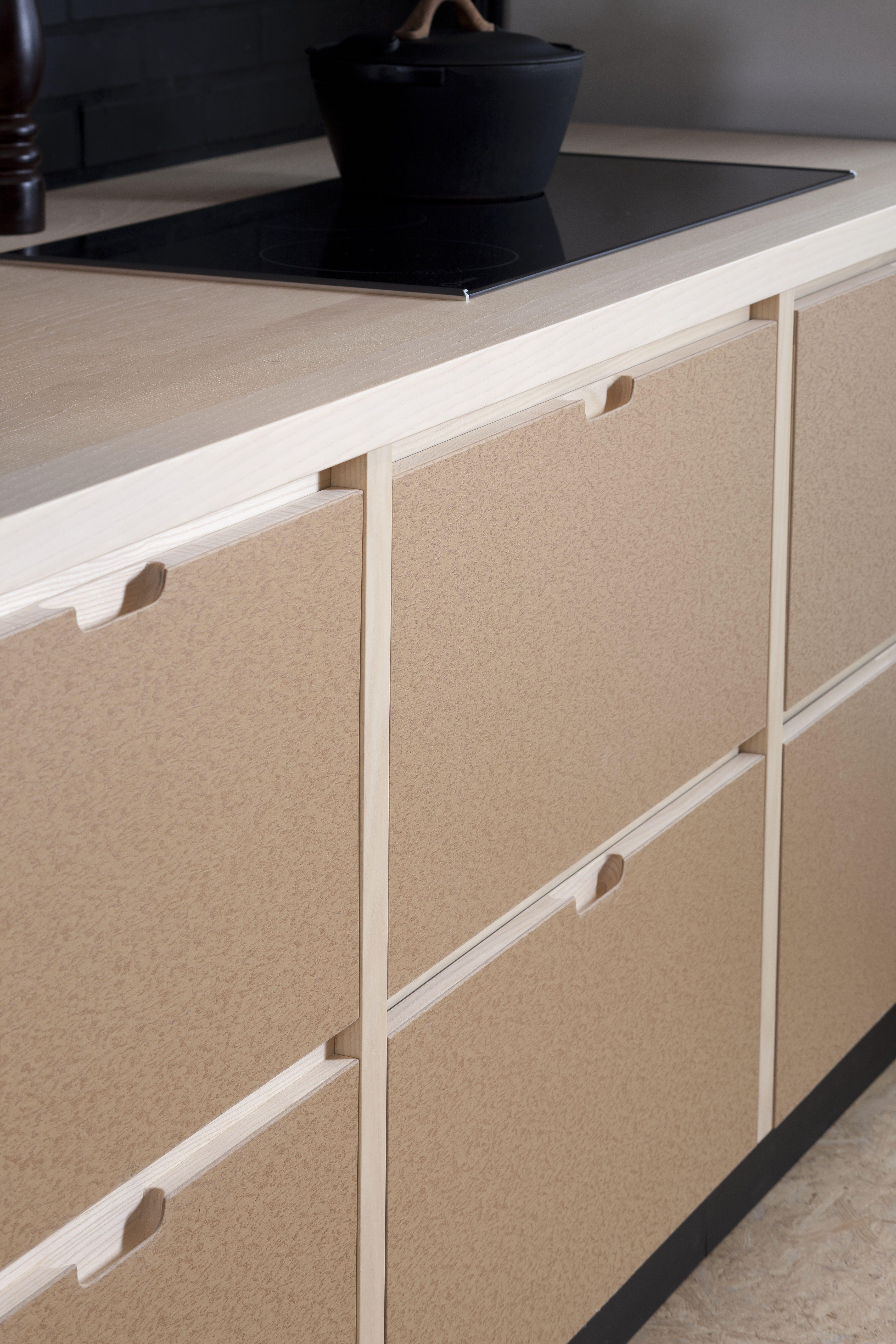 kjeldtoft k kken skuffe overflade desktop furniture linoleum forbo interi r. Black Bedroom Furniture Sets. Home Design Ideas