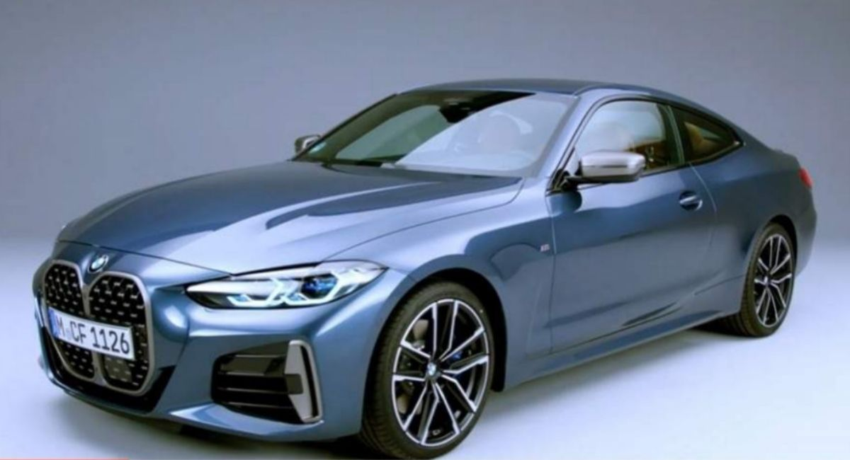 All New 2021 Bmw 4 Series Coupe Shows All Before Today S Official Debut Carscoops In 2020 Bmw 4 Series Bmw 4 Bmw