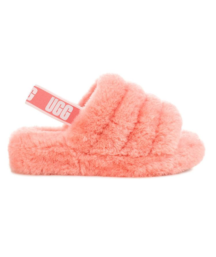 "UGG Just Launched the Ultra Cozy ""Fluff Yeah Slide""—And We"