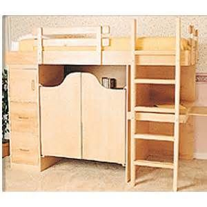 Bunk Bed With Closet And Desk Bunk Beds In 2018 Pinterest Kids