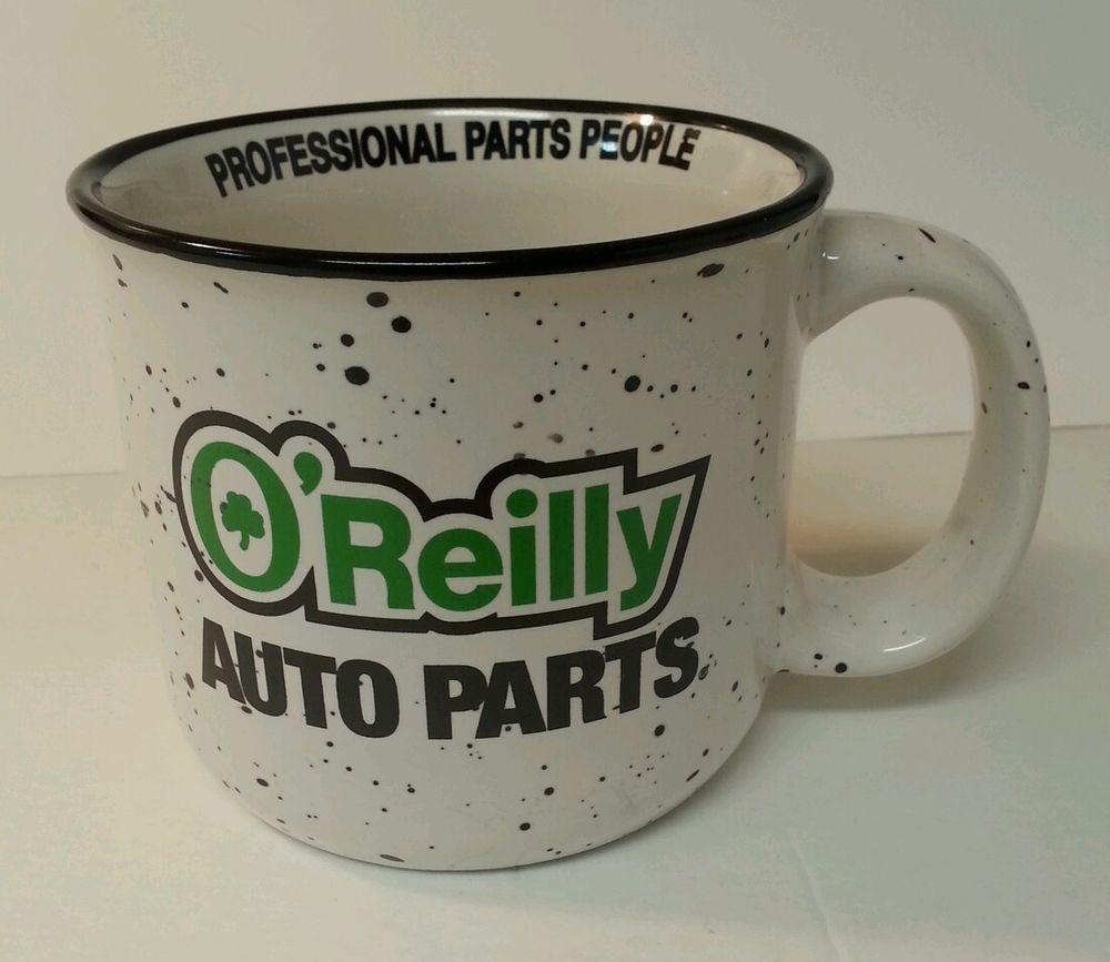 Oreilly auto parts shamrock irish promotional advertising coffee oreilly auto parts shamrock irish promotional advertising coffee mug cup fandeluxe Choice Image