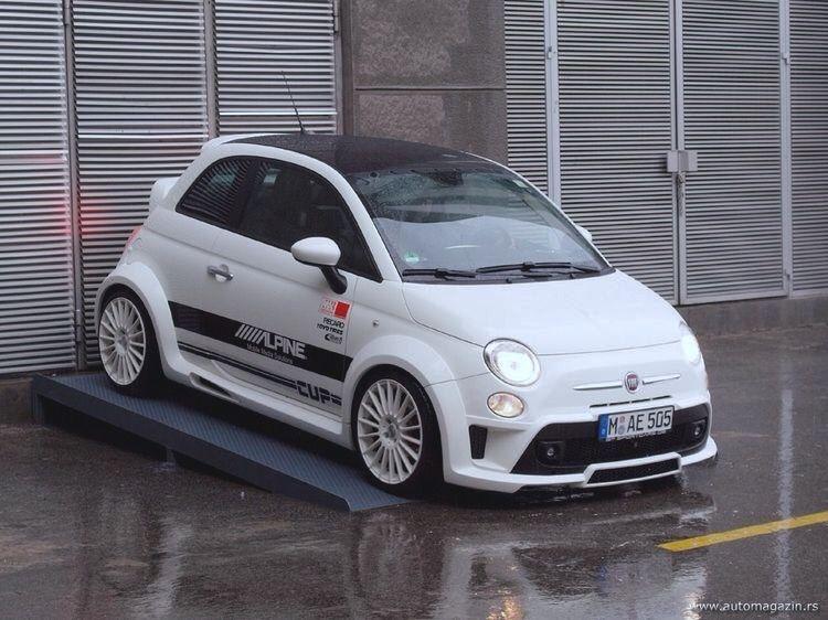 Fiat 500 Mod Fiat 500 Fiat 500c Fiat