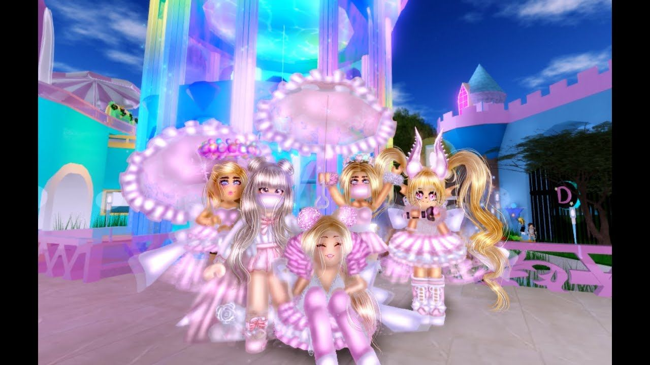 Pink Aesthetic Outfits Roblox