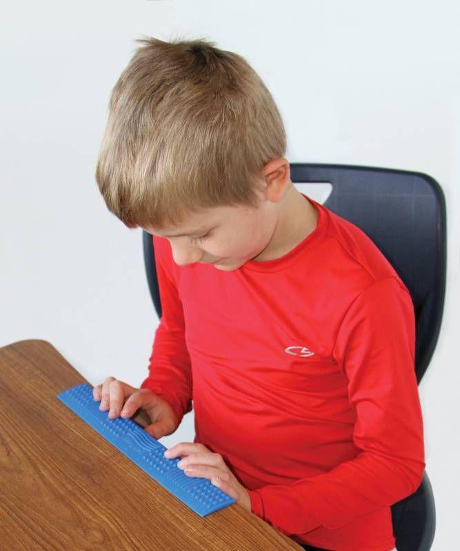 Special Needs Desk Buddy - Sensory Bar Fidget - Assorted Colors - ABILITATIONS