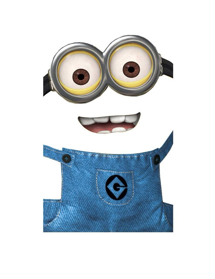 minion mask template - favor bag template aydens minion birthday pinterest