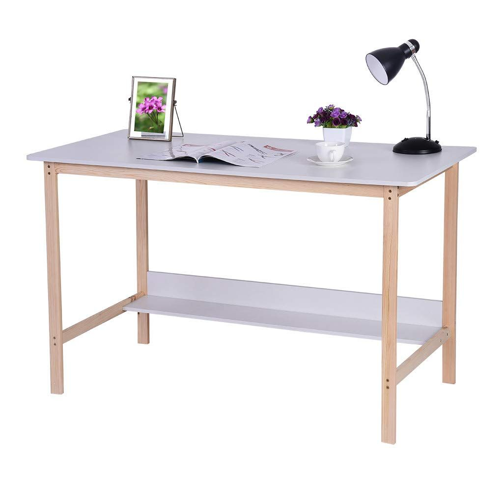 Home Simple Computer Study Desk Simple Computer Desk Modern Computer Desk Pc Desk