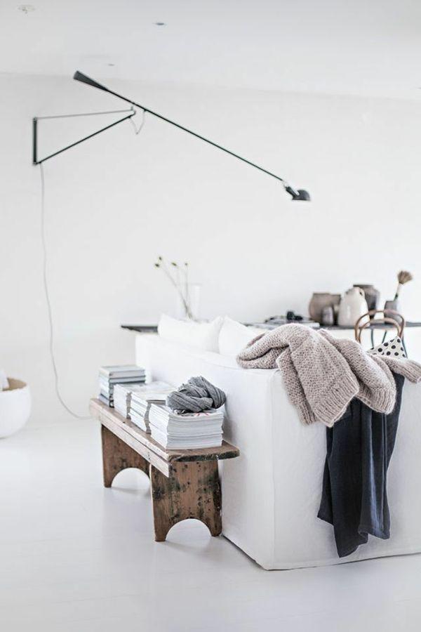 gestaltungsmöglichkeiten-für-wohnzimmer-alles-in-weiß- ganz cool - wohnzimmer design weiss