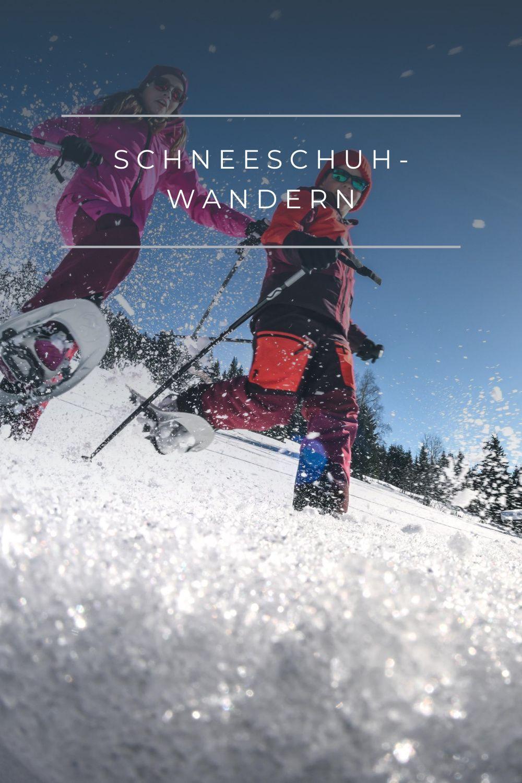 Schneeschuhwandern In Wagrain Kleinarl In 2020 Schneeschuhwandern Skifahren Wandern