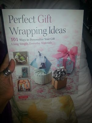 Test + Try =Results : Perfect Gift Wrapping Ideas by Hiroe Miyaoka