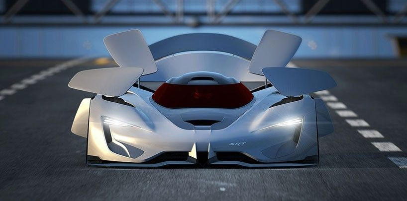 Contemplates Supercar Tomahawk Turismo Future Vision With Gran Srt Thesrt Contemplates The Future Supercar With T Concept Cars Super Cars Sports Cars