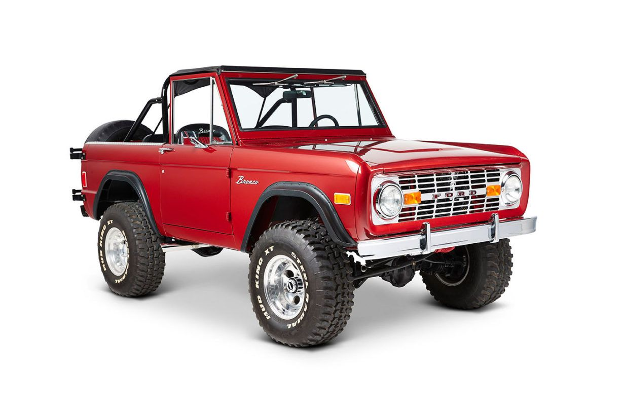 Preowned Early Model Ford Broncos For Sale Classic
