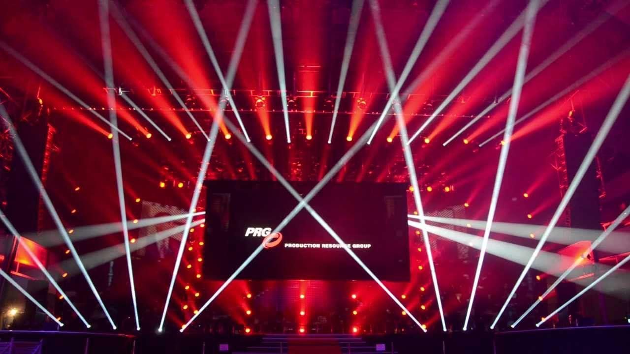 PRG LEA Stage Prolight & Sound / Musikmesse 2013 - PRG Präsentation