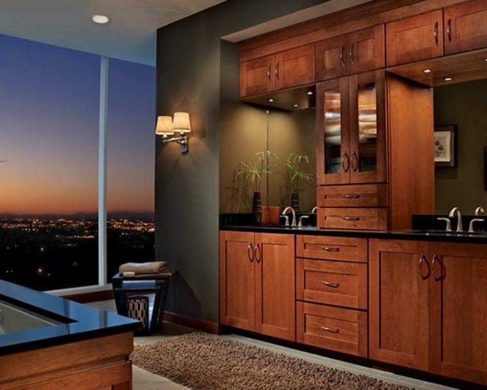 Kraftmaid Bathroom Cabinets | Bathroom | Pinterest | Bathroom ...