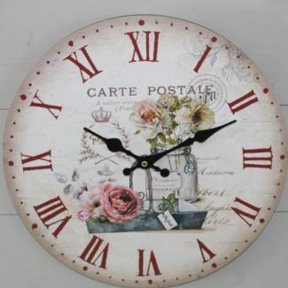 horloge d coration style anglais horloges cuisine pinterest horloge anglais. Black Bedroom Furniture Sets. Home Design Ideas