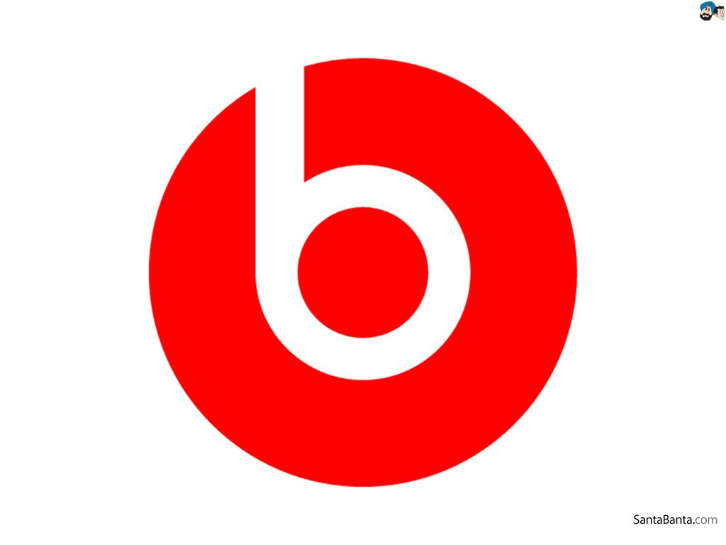 This Is The Beats Logo I Think Its A Very Simple Logo But
