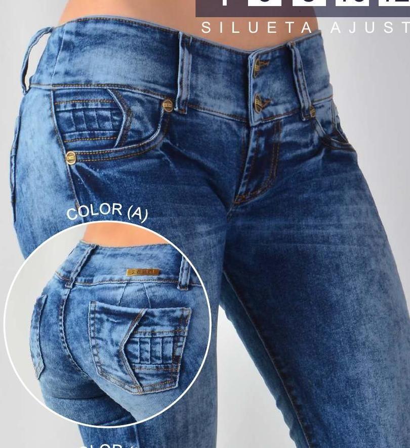 8b7b63640a Coleccion Nueva Cola Jeans Y Damas 2014 Pantalones Levanta vrrxdq