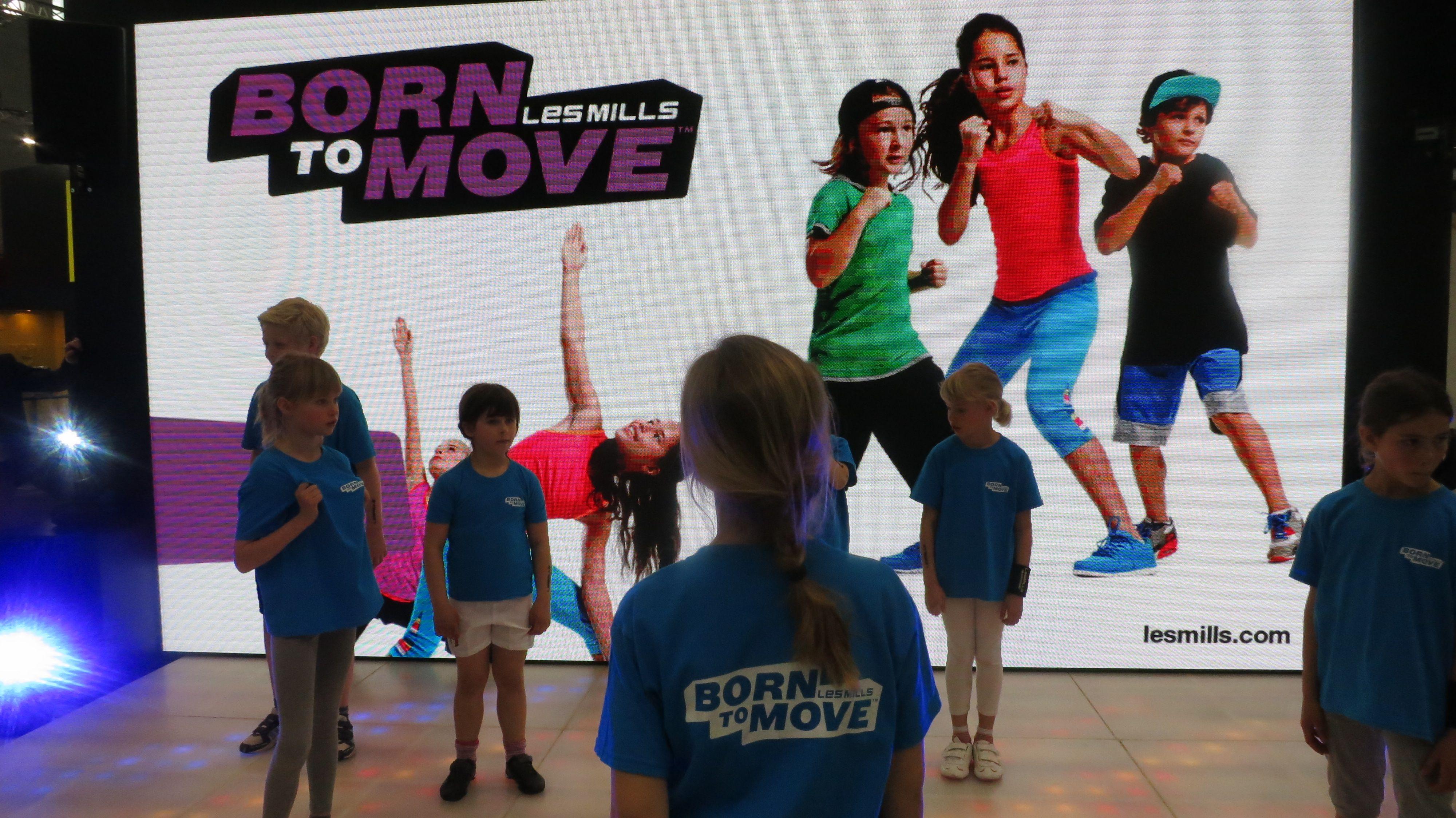 #fibo2014 #colonia #fitness #viaggi #egowellness #child #workout #outdoor