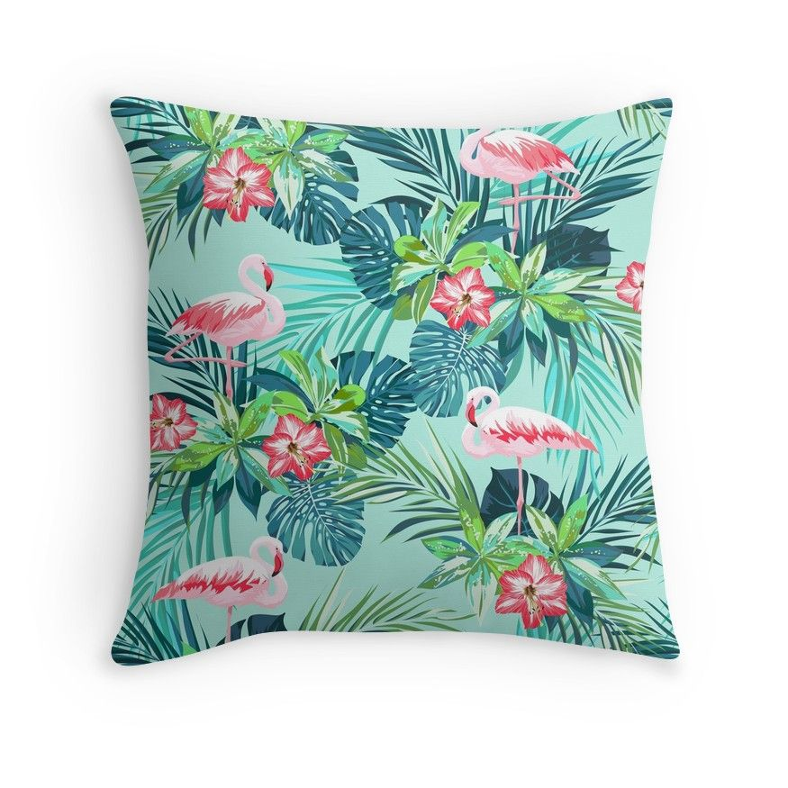 This cool outdoor pillow will add a