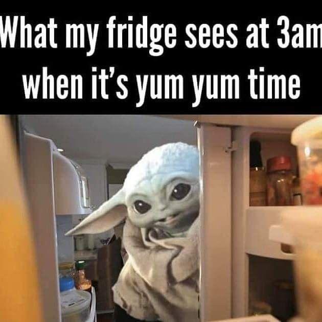 Pin By Logan Hendrickson On Baby Yoda Yoda Funny Yoda Meme Clean Funny Memes