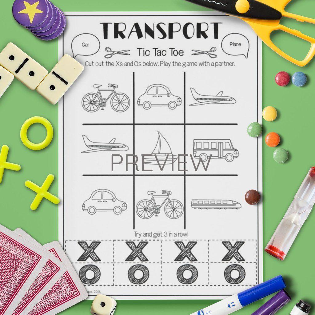 Pin On Esl Kids Transport Speaking Games