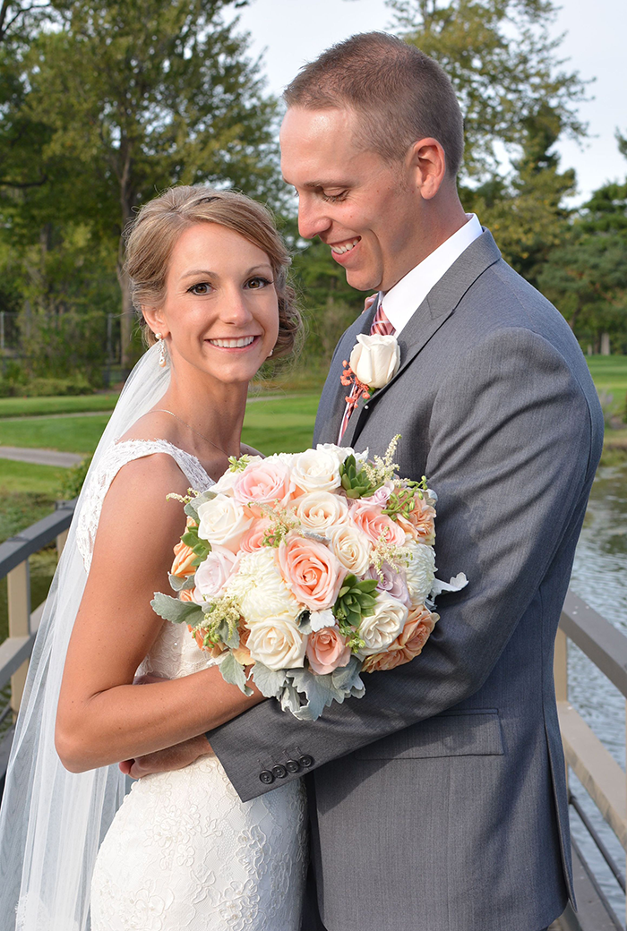 Kelly & Nick - A Wedding by the Water | Photos by Love is All you Need Photography | wedding photography,